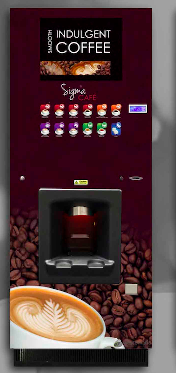 Vending Machines Sigma
